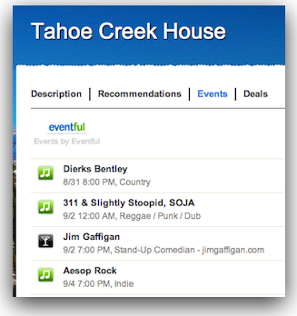 Lake Tahoe Local Event Guide