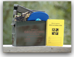 Geocaching Niche Vacation Rental Travel