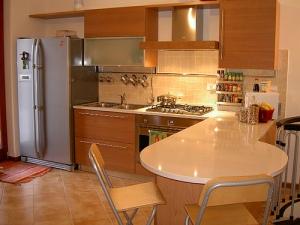 Kitchen Staged Vacation Rental