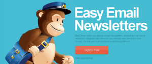 Mailchimp Email Newsletters