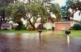 Vacation Rental Flooding